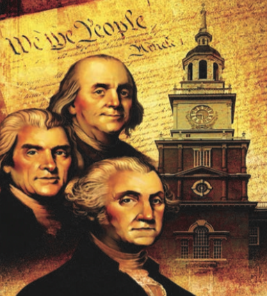 We the people of the United States of America presidents